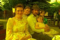 John Pupae & family