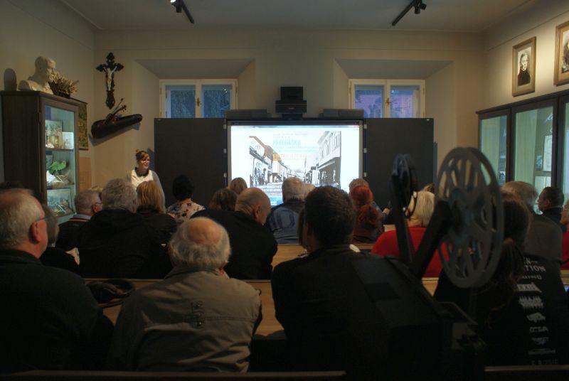 Týn nad Vltavou v proměnách II