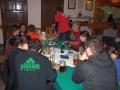 Zbytek pěkného večera v pivovaru
