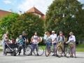 Pózování - trasa drsňáků