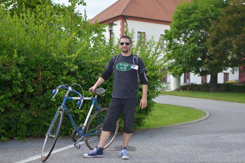 Infocentrum JETE - trasa drsňáků